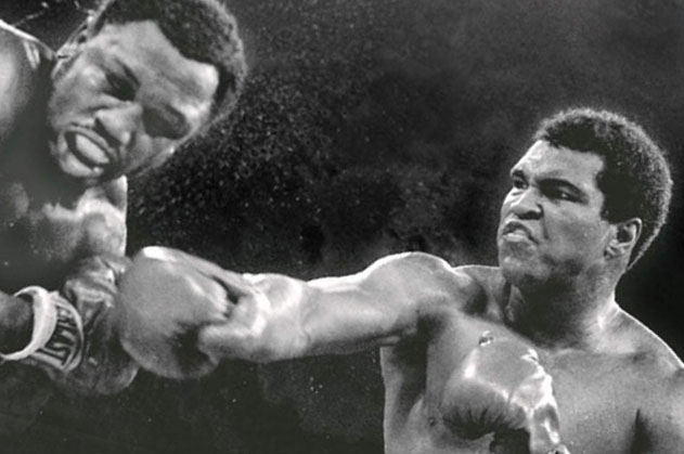 Mohammed Ali: He is still The Greatest