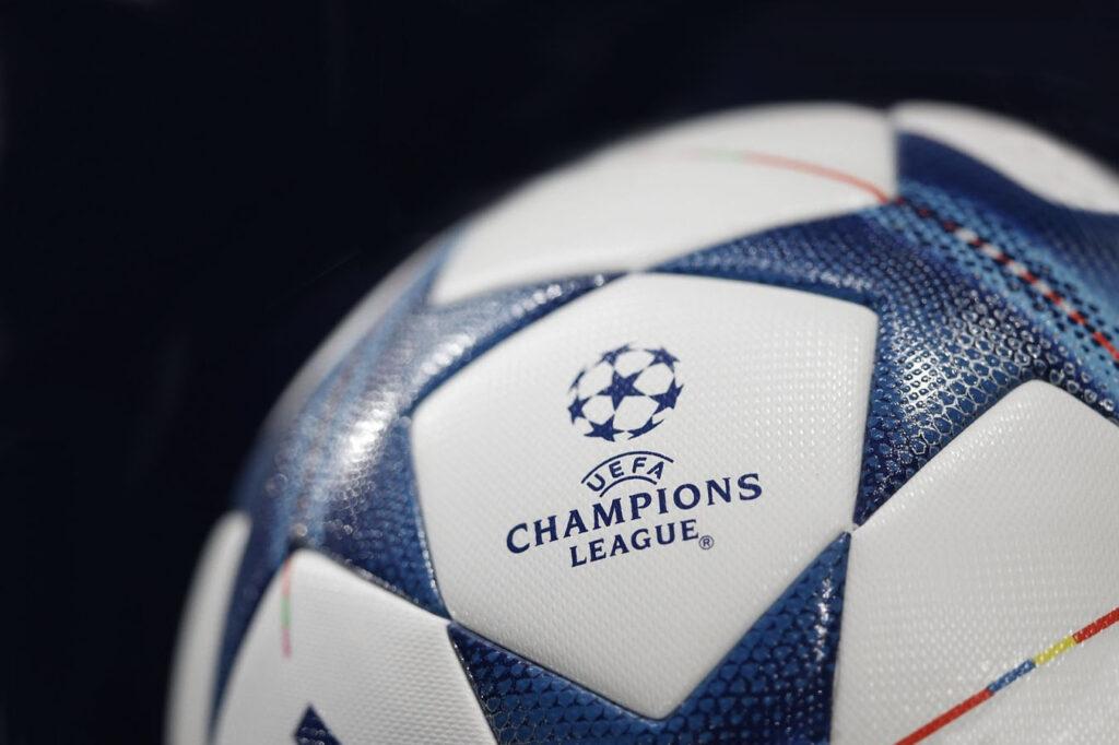 Achtste finales Champions League