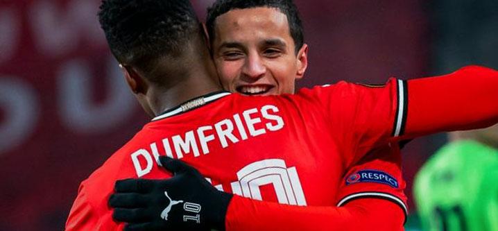 PSV Eindhoven strijdt donderdag tegen Olympiakos Piraeus in UEFA Europa League