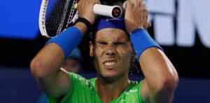 Australian Open 2021: Nadal uitgeschakeld