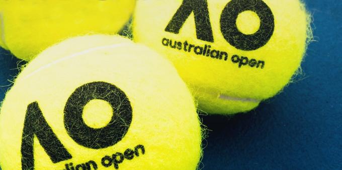 Maak je klaar voor Australian Open Tennis 2021