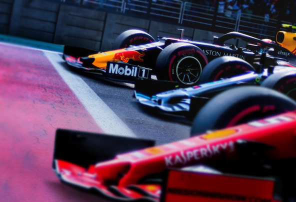 Formule 1: Grand Prix Groot Brittannië
