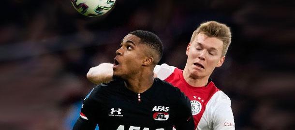 Eredivisie kraker: Ajax Amsterdam – AZ Alkmaar