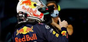Max Verstappen start seizoensopener in Bahrein vanaf pole!