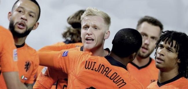 Nederland woensdag tegen Turkije in opening WK-kwalificatiereeks