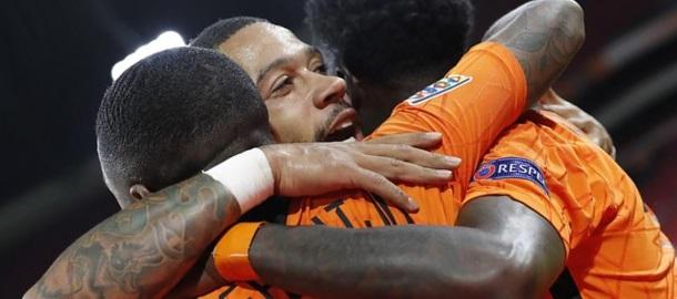WK kwalificatie duel Nederland uit tegen Gibraltar