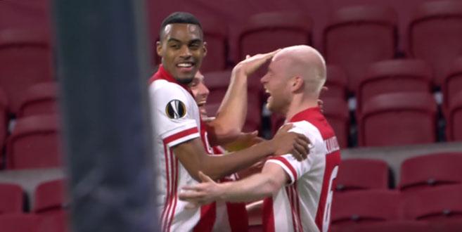 Ajax breekt los in tweedehelft tegen Young Boys