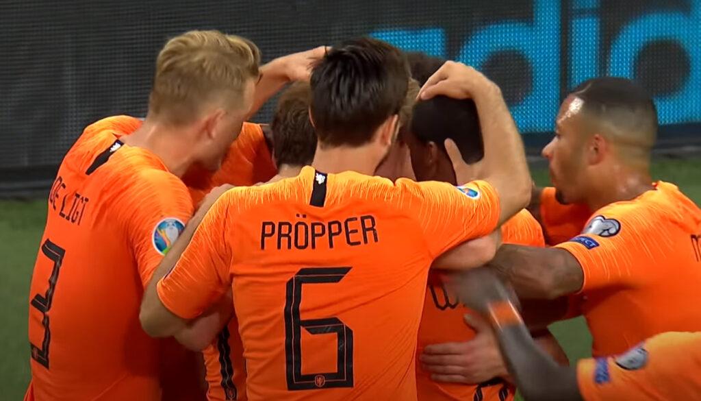 WK kwalificatiereeks: Nederland thuis tegen Letland