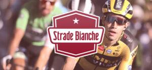 Wielerklassieker Strade Bianche: stof happen!