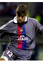 Atari shirtsponsor Lyon
