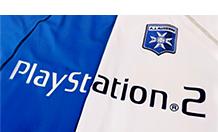 Playstation voetbalshirt