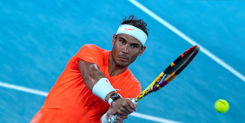 Rafael Nadal naar vierde ronde door winst op Cameron Norrie