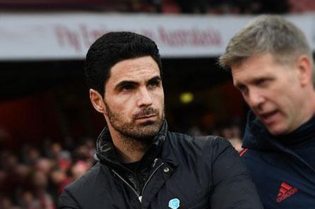 Wordt Arteta Barcelona's nieuwe hoofdcoach en daarmee vervanger van Koeman?