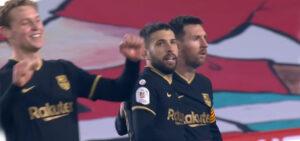 Haalt FC Barcelona met Ronald Koeman de bekerfinale in Spanje?