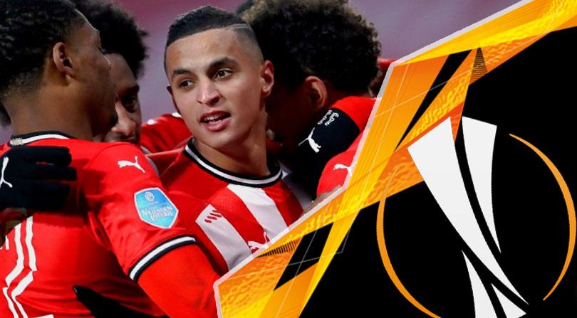 Europa League return: PSV Eindhoven – Olympiakos Piraeus